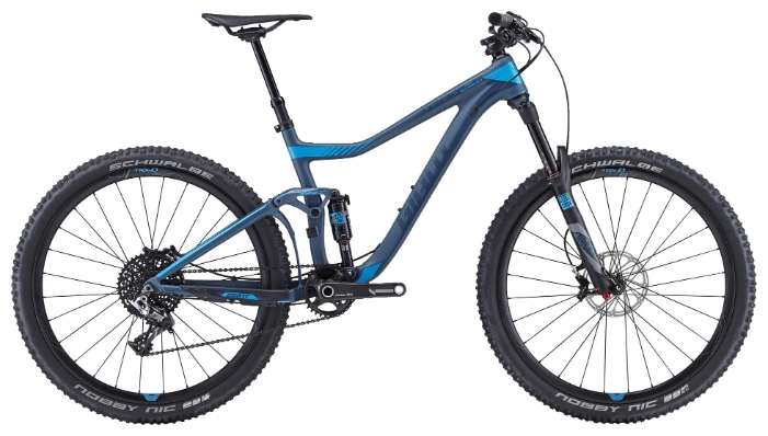 "Велосипед Giant Trance Advanced 2 27,5"" 2016"