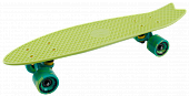 Скейтборд Tech Team Cruiser Fishboard 23 Light Green
