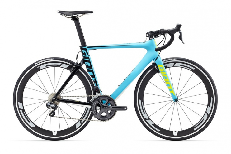 Велосипед Giant Propel Advanced 0 700С 2016