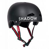 Шлем Shadow FeatherWeight In-Mold Matt Ray (черный)