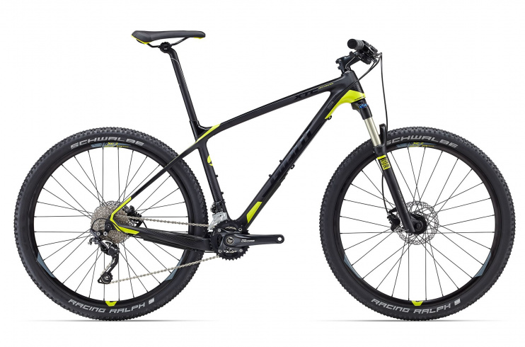 "Велосипед Giant XTC Advanced 3 27,5"" 2016"