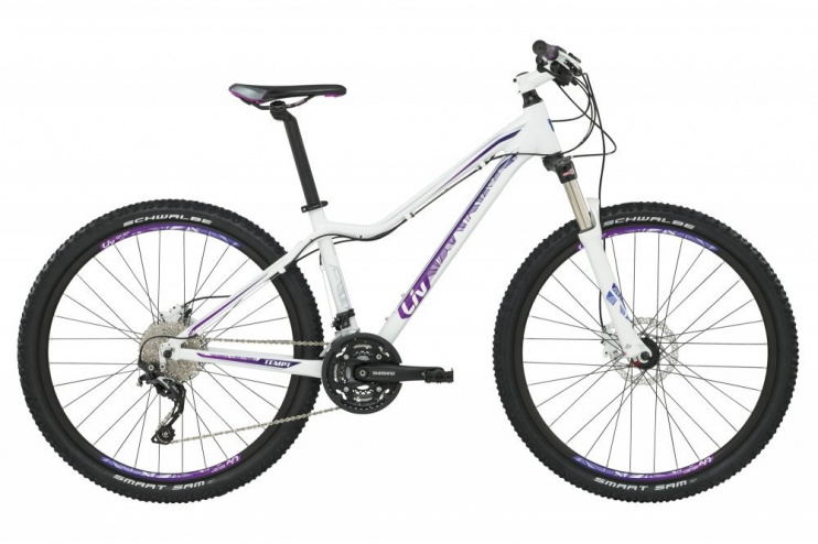 Велосипед Giant Tempt 2 LTD 27,5""
