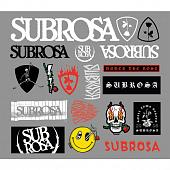 Наклейка Subrosa Sticker Pack 2020