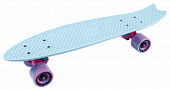 Скейтборд Tech Team Cruiser Fishboard 23 Sky Blue