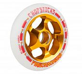Колесо для самоката Eagle Wheels Firecrkers 110 (белый)