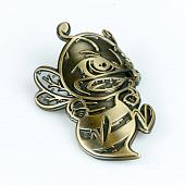 Наклейка TotalBMX Killabee Head Badge