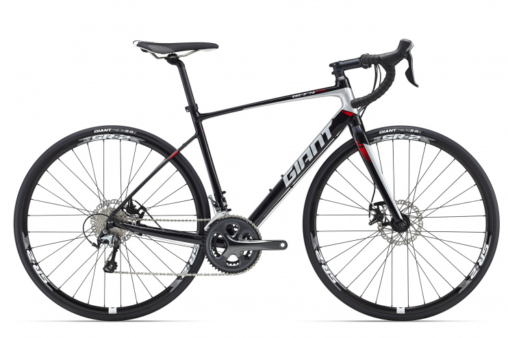 Велосипед Giant Defy 2 Disc 700С 2016