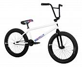 "BMX Велосипед Subrosa Novus Mark Burnett 20"" 2020 (белый)"