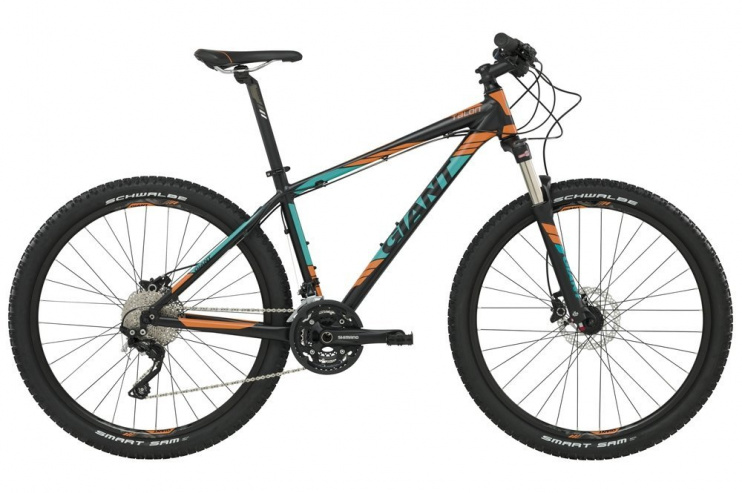 "Велосипед Giant Talon 2 LTD 27,5"" 2016"