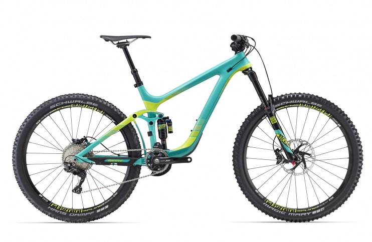 "Велосипед Giant Reign Advanced 1 27,5"" 2016"